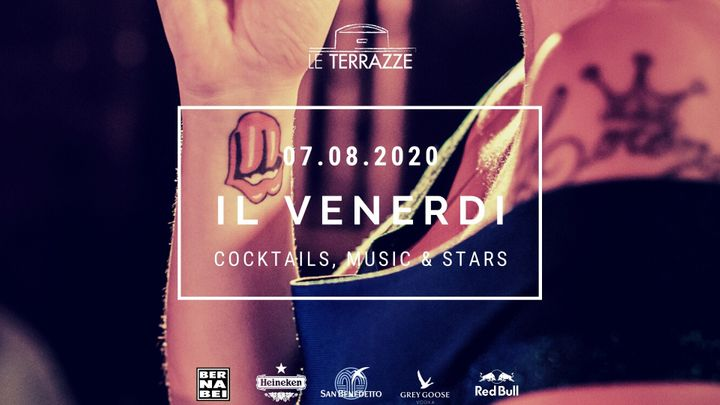 Cover for event: Il Venerdi | Le Terrazze