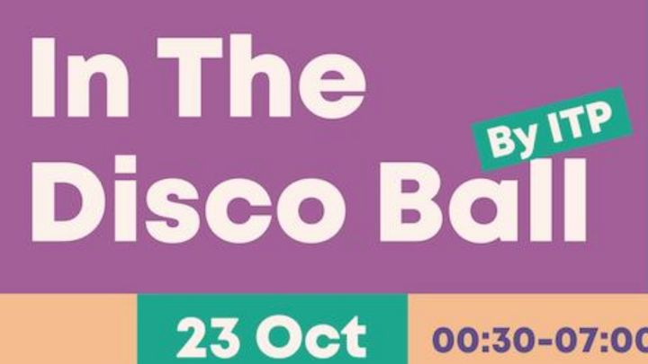 Cover for event: In The Disco Ball (In the Park)