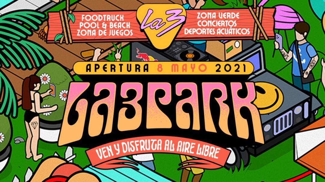 Apertura LA3 PARK: LEFTEE + EMIDEM event cover