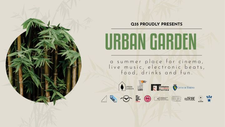 Cover for event: Inaugurazione Q35 Urban Garden
