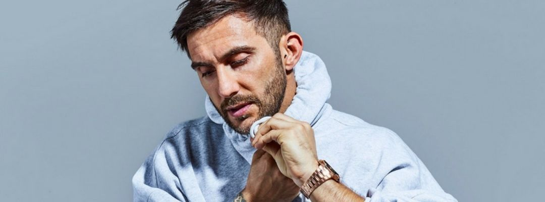 Input 3rd Anniversary presents Hot Since 82 event cover