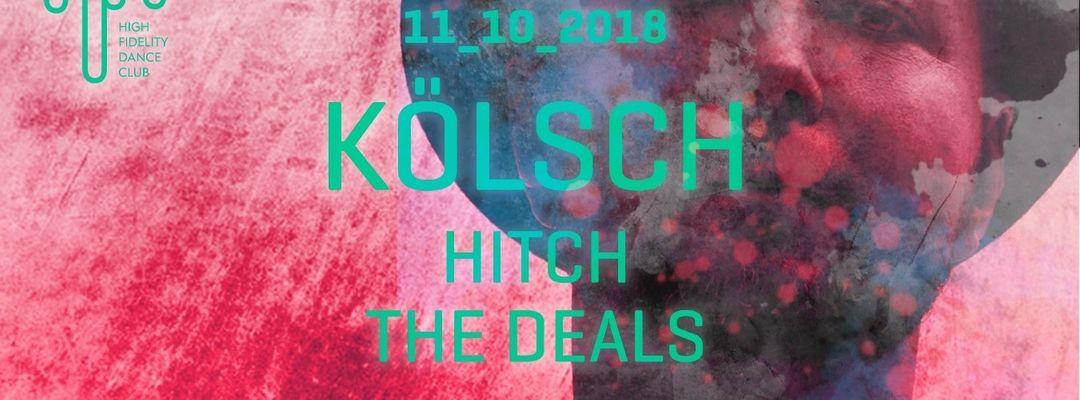 INPUT presents Kölsch event cover