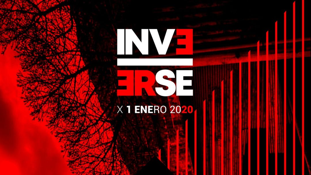 Cartel del evento INVEERSE - WHY NOT!