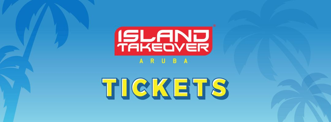 Cartel del evento Island Takeover 2019