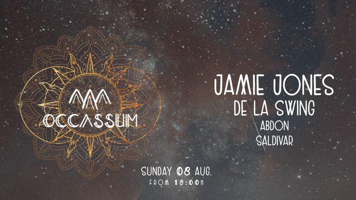 Cover for event: JAMIE JONES - Occassum Sundays