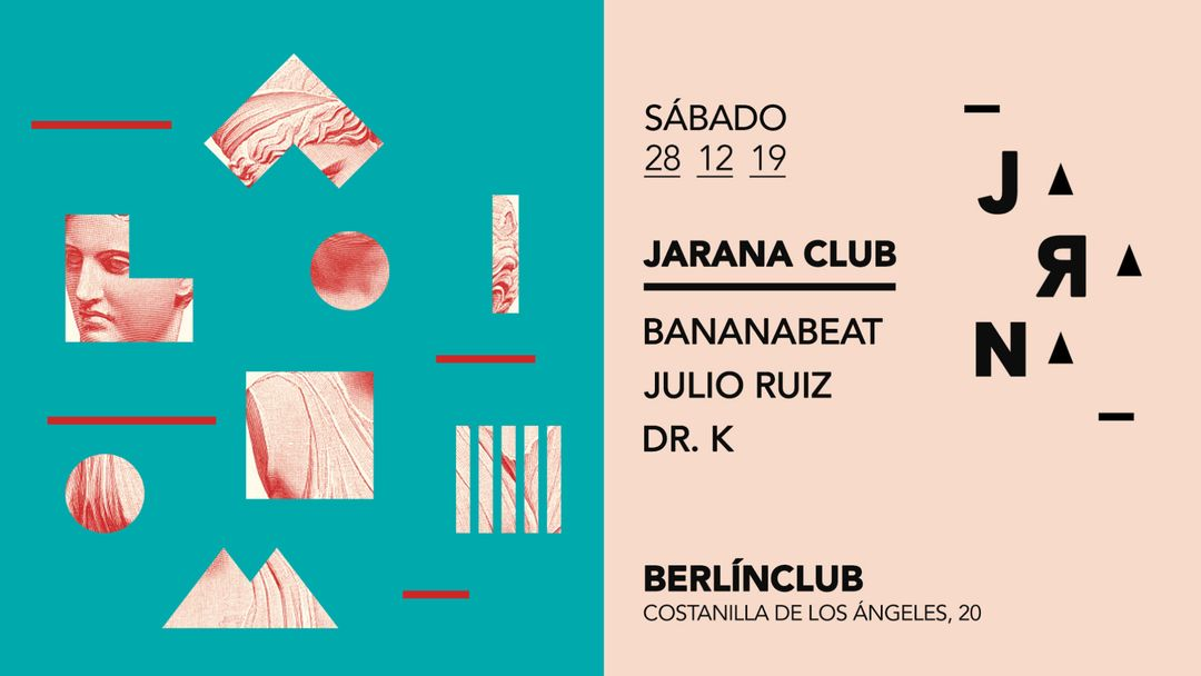 Jarana Club event cover