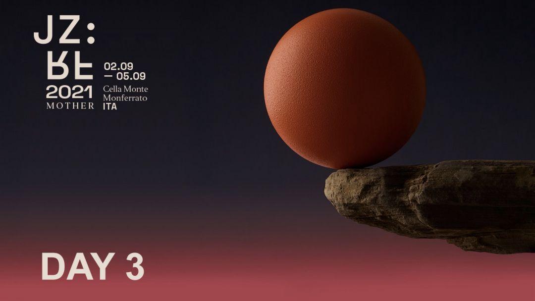 Cartell de l'esdeveniment Jazz:Re:Found Festival 2021 - Terzo Giorno ● Saturday ● Monferrato