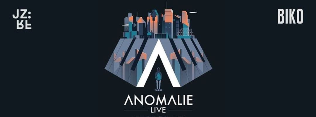 Cartel del evento Jazz Re Found presents Anomalie (Live)