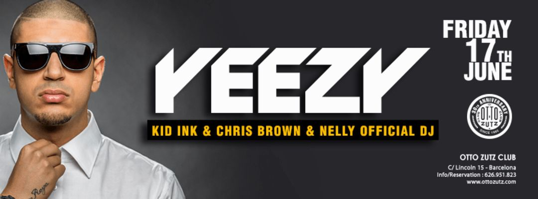 Cartel del evento Jeezy (Chris Brown & Nelly dj) | Explicit Party