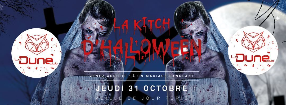 Capa do evento JEUDI 31 OCTOBRE - HALLOWEEN