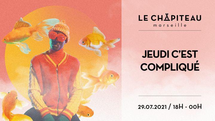 Cover for event: Jeudi c'est compliqué - w/ Hazy Bong