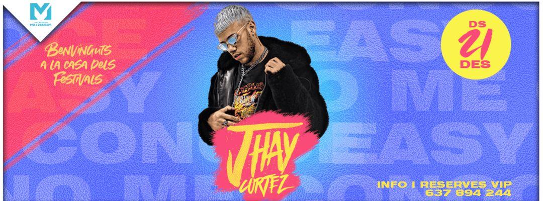 JHAY CORTEZ event cover