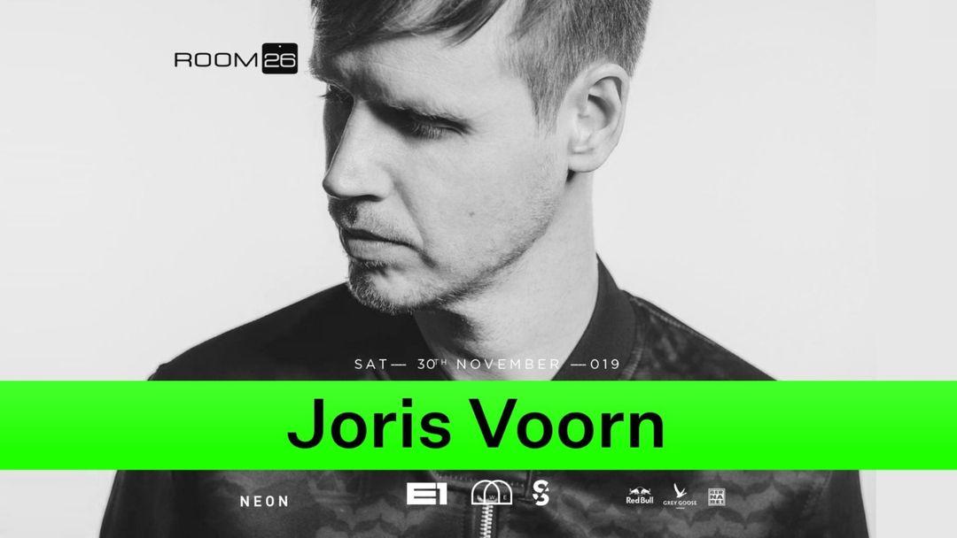 Copertina evento Joris Voorn \\\\ Album Tour