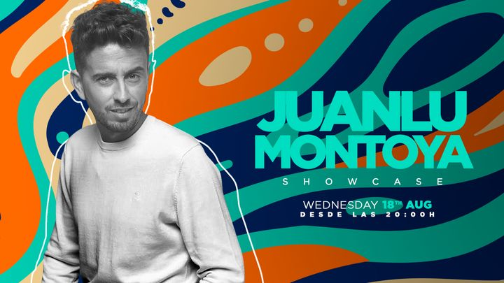 Cover for event: Juanlu Montoya