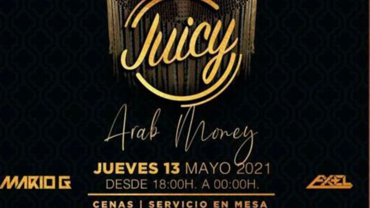 Cover for event: JUICY 13 MAYO