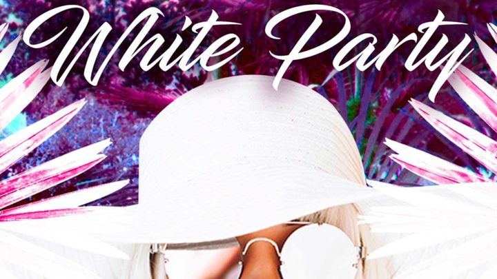 Cover for event: WHITE PARTY - SATURDAY NIGHT