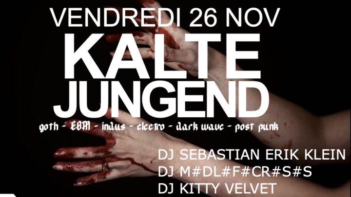 Cover for event: Kalte Jungend - LE SPOT ROUEN