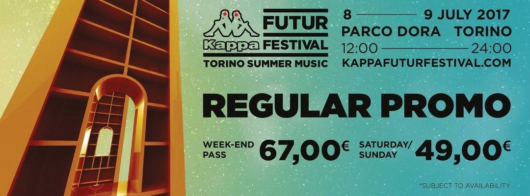 Cartel del evento Kappa FuturFestival 2017