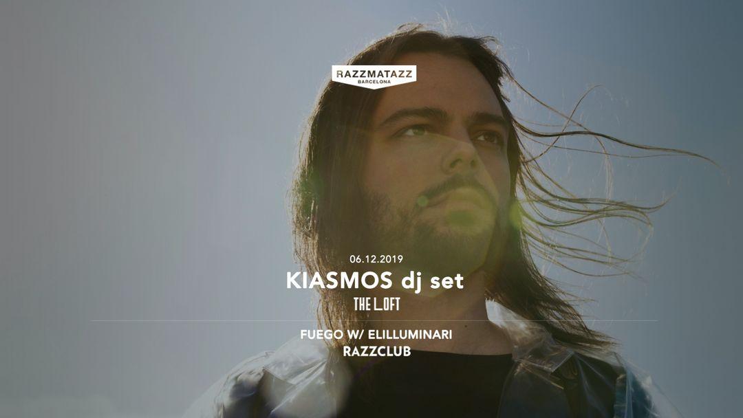 Couverture de l'événement Kiasmos @ The Loft | Elilluminari @ Razzclub