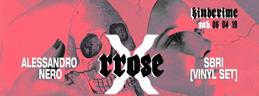 Kindcrime pres. Rrose event cover