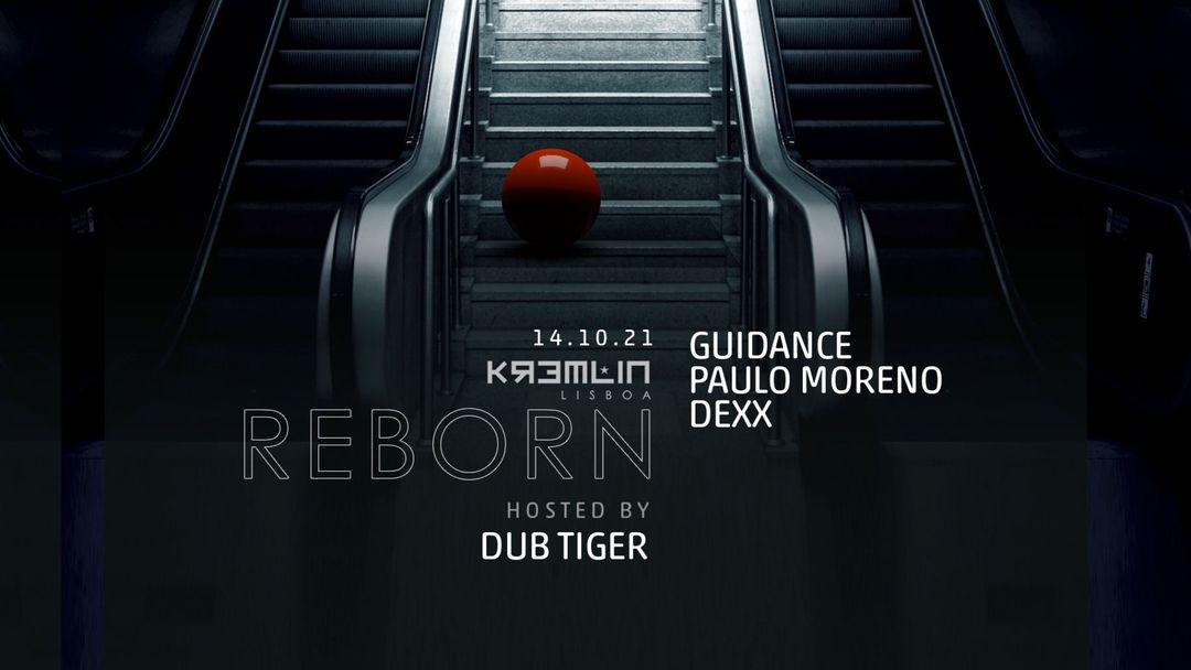 Kremlin Reborn event cover