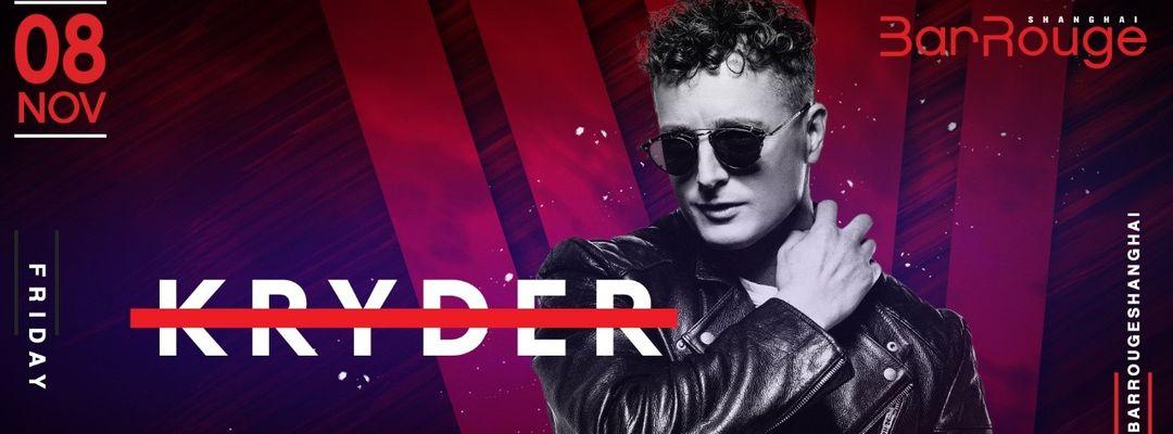 Couverture de l'événement Kryder