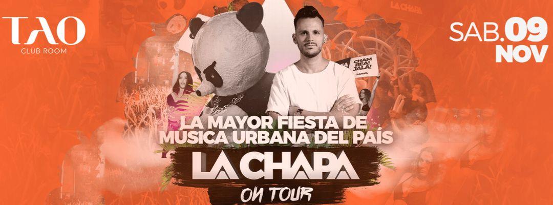 LA CHAPA event cover