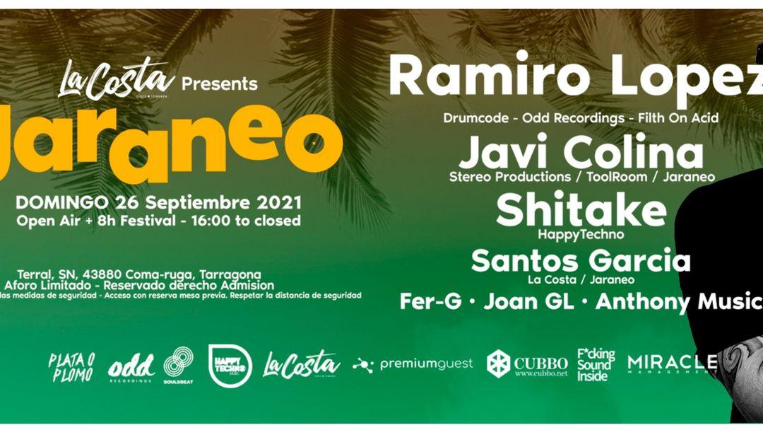 La Costa & Jaraneo pres. Ramiro Lopez [Drumcode] event cover