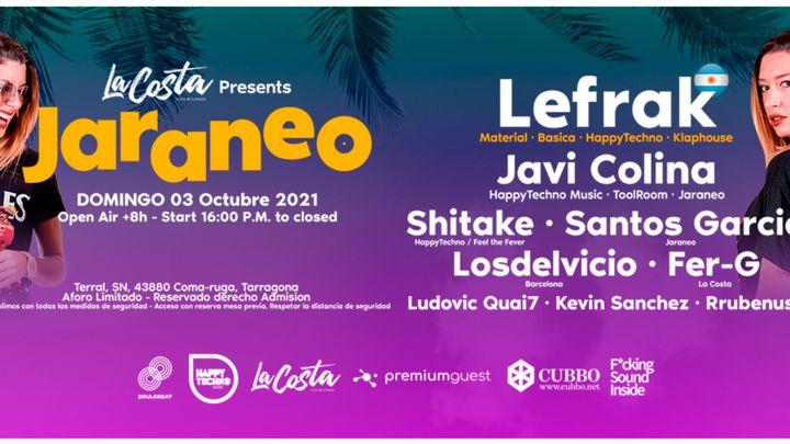 Cover for event: La Costa presents Jaraneo w/ Lefrak