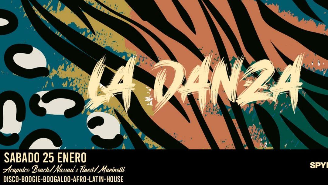 Cartel del evento La Danza