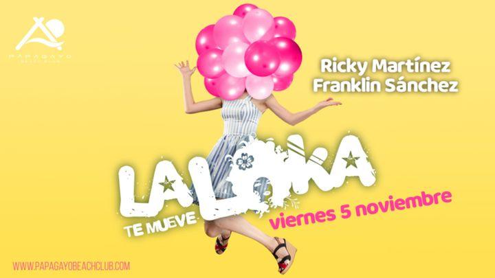 Cover for event: La Loka 21:30 a 03:30