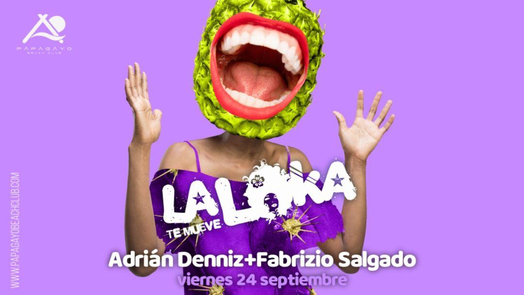 La Loka 21:30 a 04:00 event cover