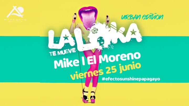 Cover for event: La Loka 20:00 a 0:00