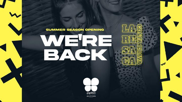 Cover for event: La Resaca |Papillon Platja D'Aro