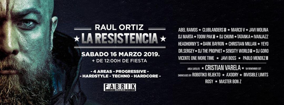 La Resistencia-Eventplakat