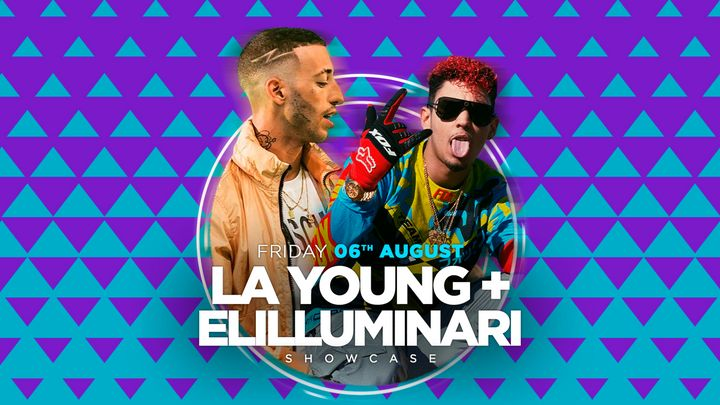 Cover for event: La Young & Elilluminari