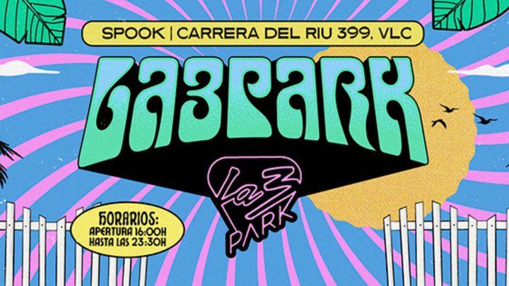 Cover for event: LA3 PARK + Depresión Sonora