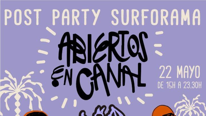 Cover for event: La3 Park_POST PARTY SURFORAMA