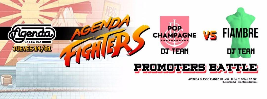 Cartel del evento La3 Show: Agenda Fighters!
