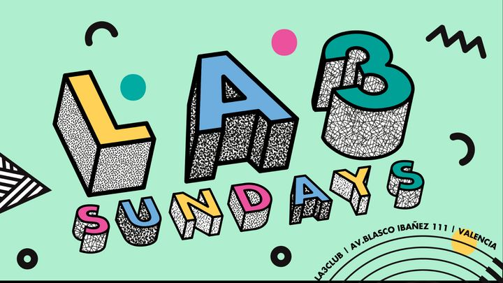 Cover for event: LA3 SUNDAYS!