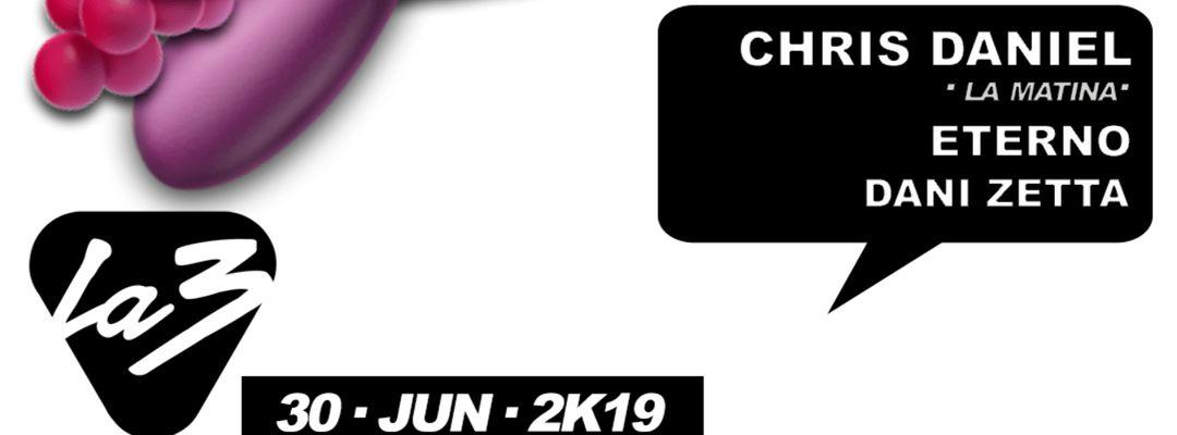 Cartel del evento La3 Sundays: House & International Hits