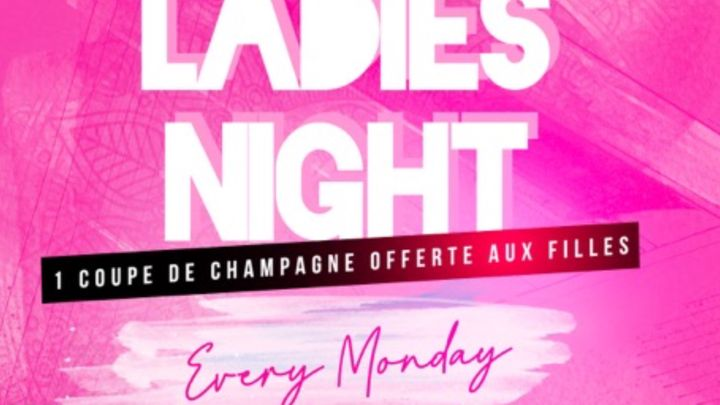 Cover for event: Ladies Night