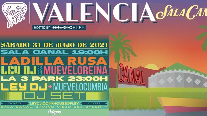 Cover for event: Concierto Ladilla Rusa