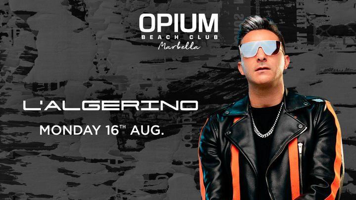 Cover for event: L'ALGERINO