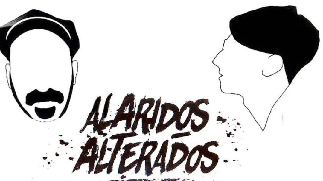 Cartel del evento Lanna Club presenta Alaridos Alterados.