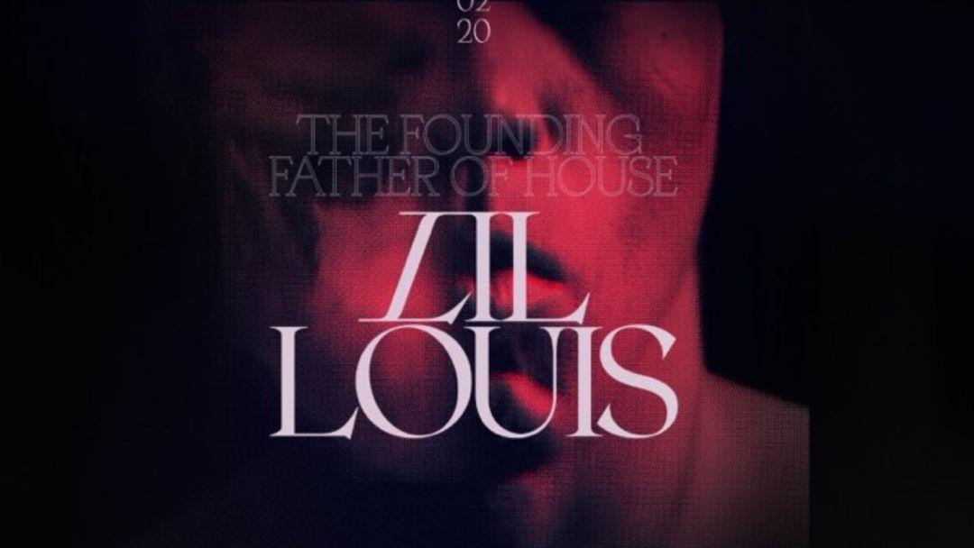 Cartel del evento Lanna Club presenta Lil Louis, Ohmios Records SoundSystem (Alex Ohmios & Gkahn)