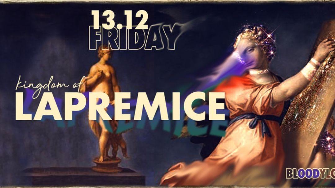 LAPREMICE event cover