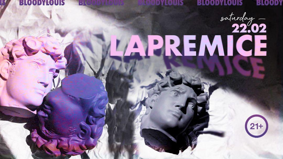 Cartel del evento LAPREMICE
