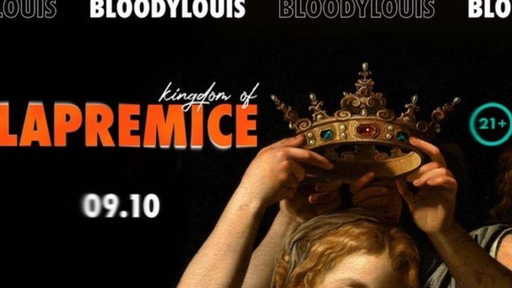 Cover for event: LAPREMICE  - THE COMEBACK