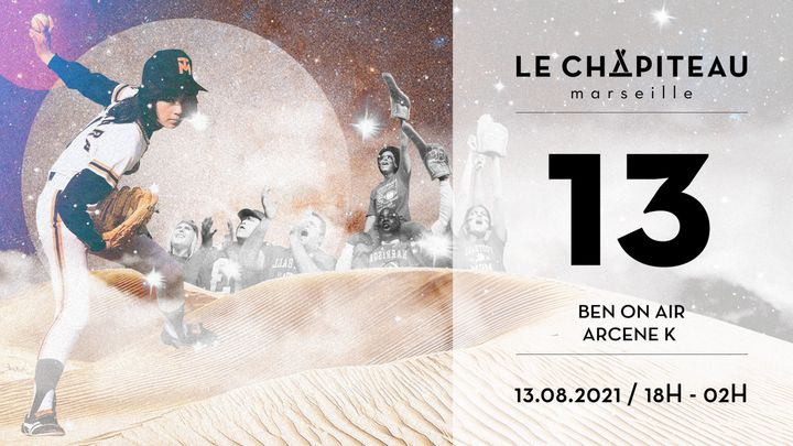 Cover for event: LE 13 - w/ Ben On Air & Arcene K